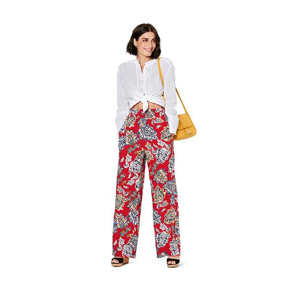 Pantalon, Burda 6229 | 32 - 42