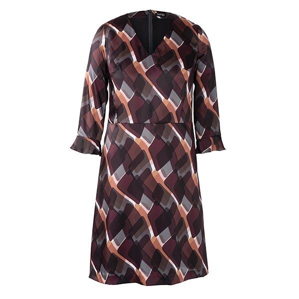 Robe, Burda 6255 | 44-54