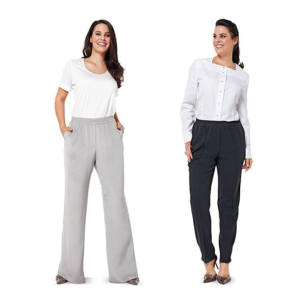 Pantalon / pantalon à enfiler, Burda 6859