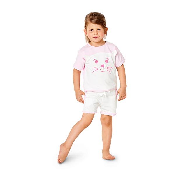 Pyjama enfant, Burda 9326 | 86 - 122