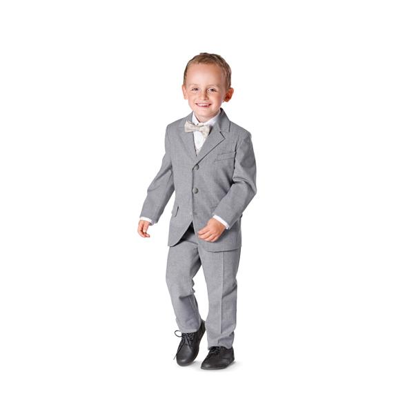 Costume pour garçons avec gilet, Burda 9443