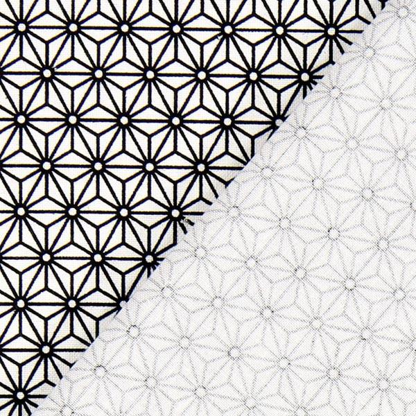 Tissu de décoration Saki – blanc