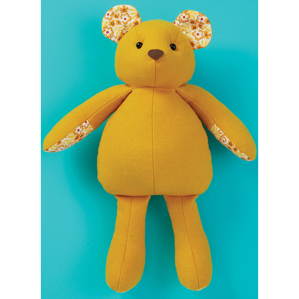 Peluches ours | lapin, KwikSew0268 | One Size