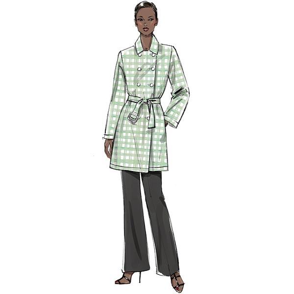 Manteau, Vogue 9367 | 42-50