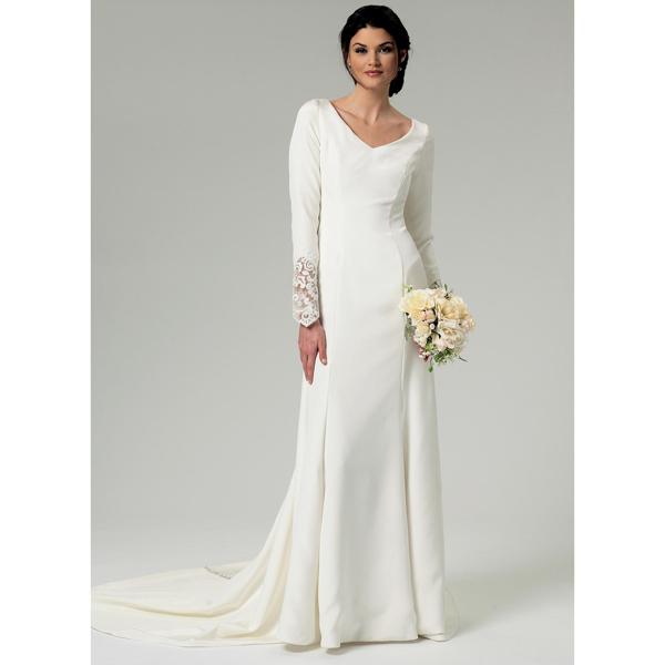 Robe de mariée, Butterick 5779|38 - 46