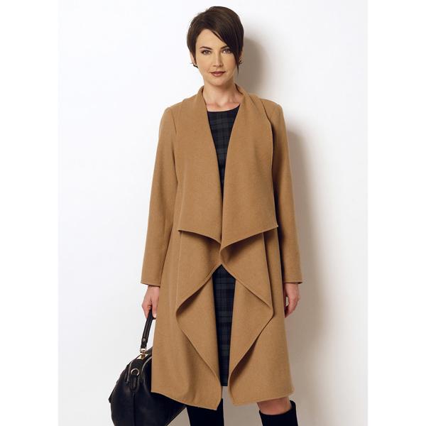 Manteau|Robe, Butterick 6244|34 - 42