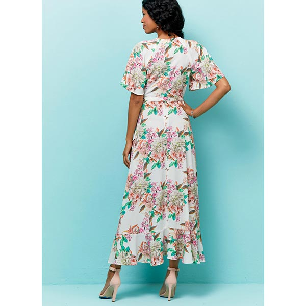 Robe portefeuille, Butterick 6554 | 40 - 48