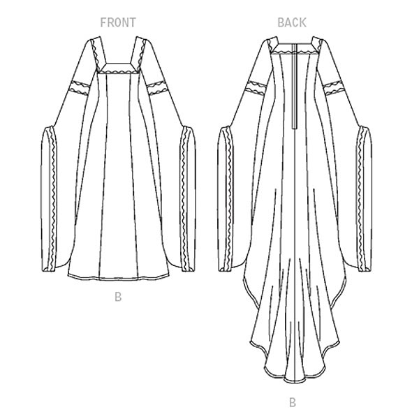 Robe, Cosplay Vault Collection 2044 | 44 - 48