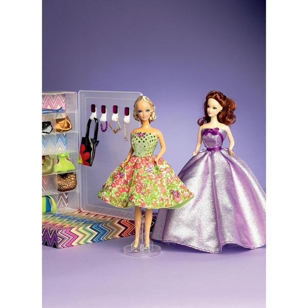 Robes de poupée, McCalls 6903