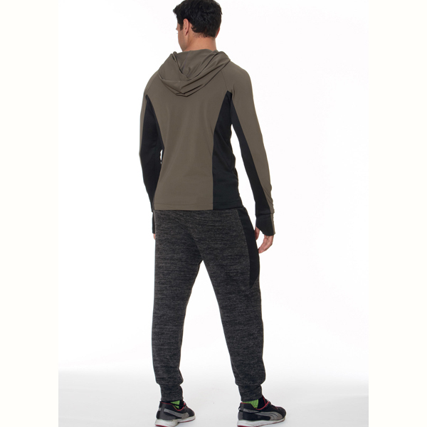 Haut pour homme Pullover Pantalon, McCalls 7486  