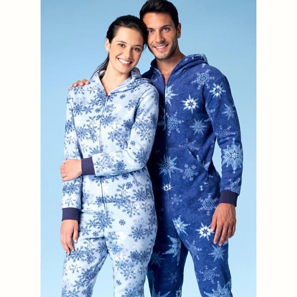 Pyjama - Combinaison, McCalls 7518 | 104 - 134