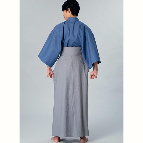 Kimono, McCalls 7525 | 34 - 50
