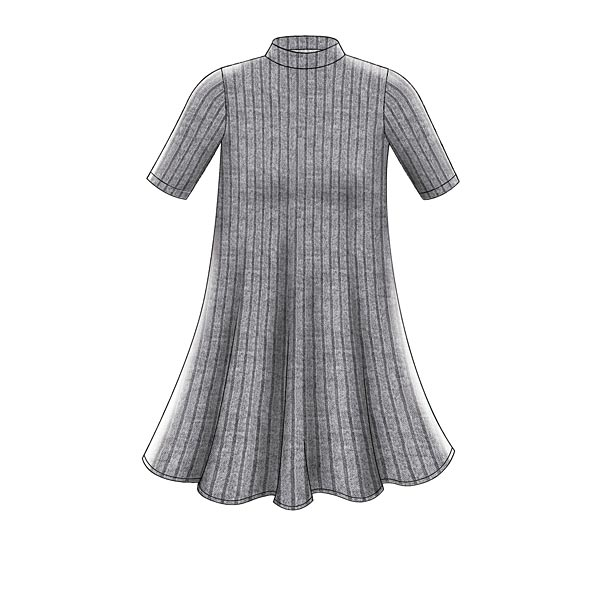 Robes tricot, McCalls 7622 | 42 - 50