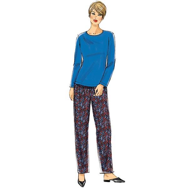 Haut | Robe | Pantalon| Veste, McCalls 7635 | 42 - 50