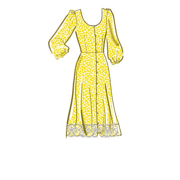 Robe, McCall´s 8033 | 42-48