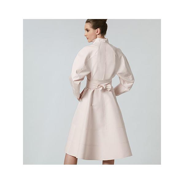 Robe kimono de Ralph Rucci, Vogue 1239 | 32 - 38