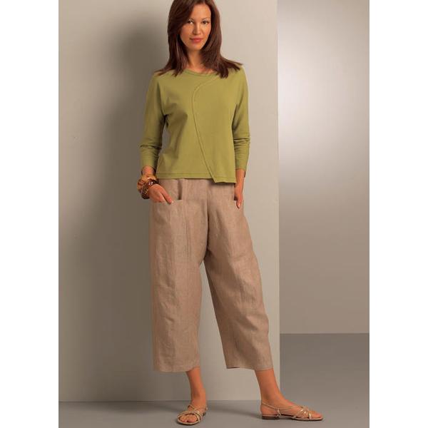 Pantalon|Jupe, Marcy Tilton V8499 | 32 - 46