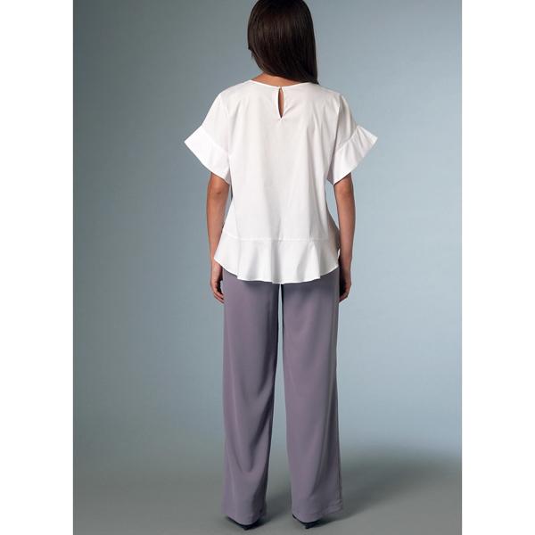 Hauts|Pantalons, Vogue 9067 | 42 - 50