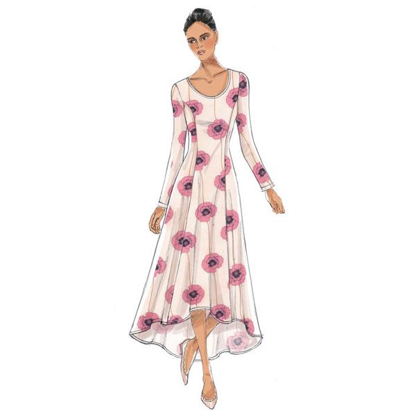 Robe, Vogue 9199 | 32-40