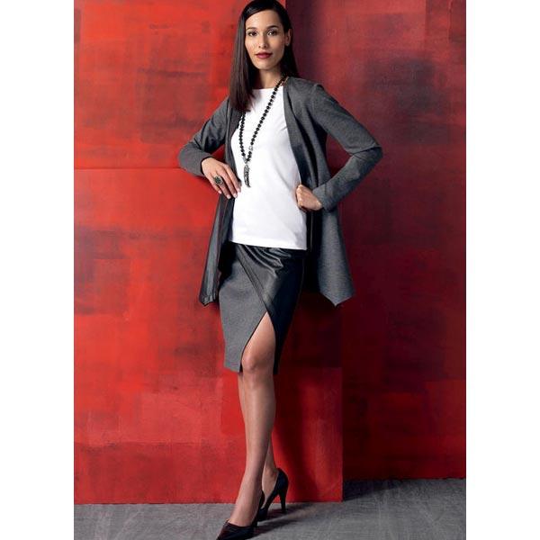 Veste, Vogue 9215 | 42-50