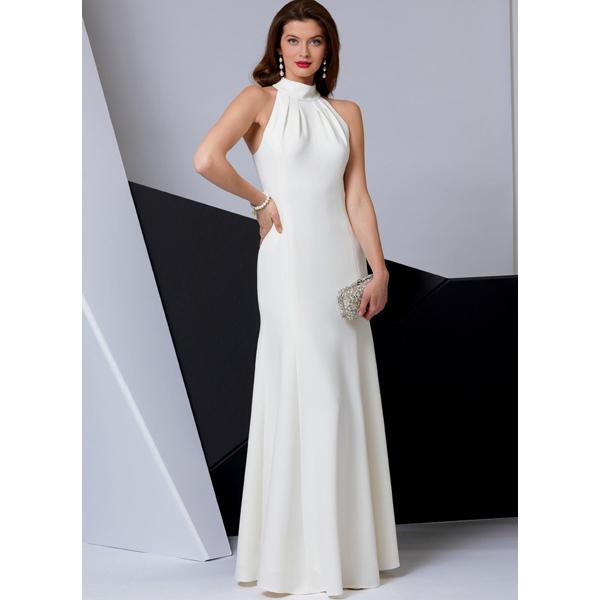 Robe, Vogue 9373 | 30-38