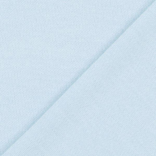 Jersey interlock – bleu bébé