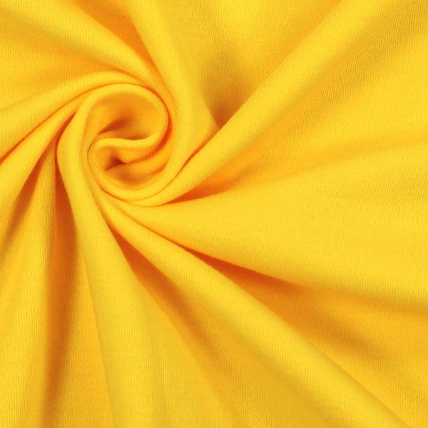 Jersey interlock – jaune