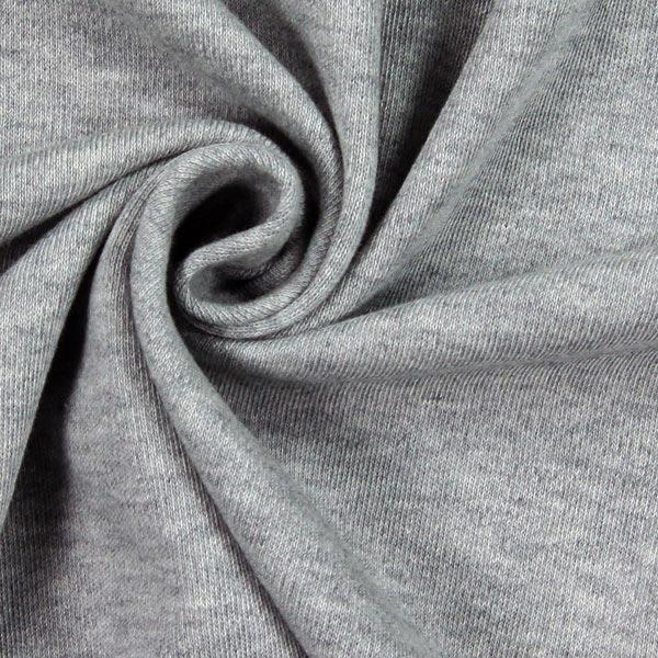 Jersey interlock – gris