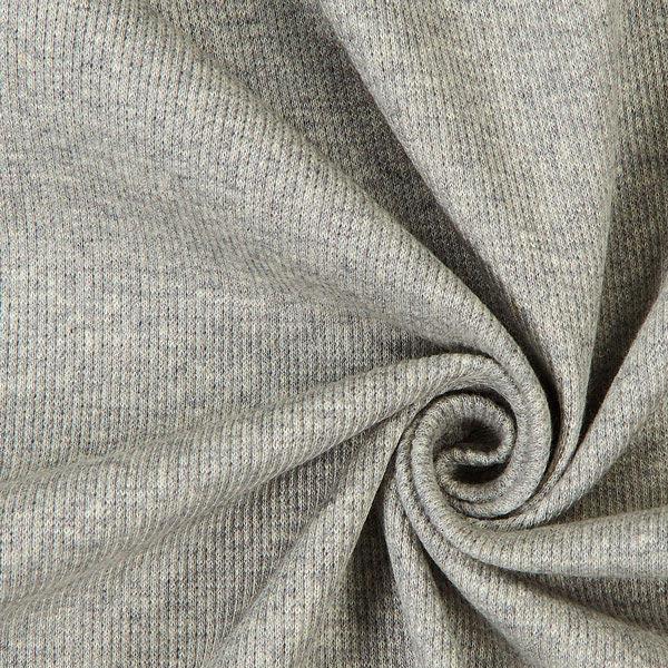 Bordure tricotée – gris