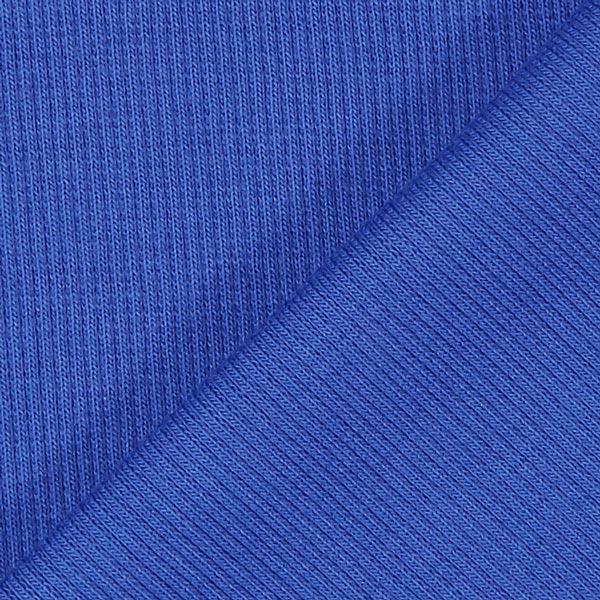 Bordure tricotée – bleu roi