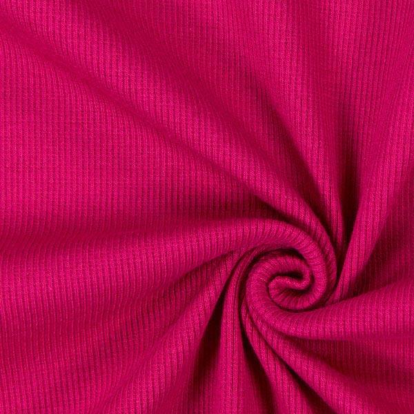 Bordure tricotée – pourpre