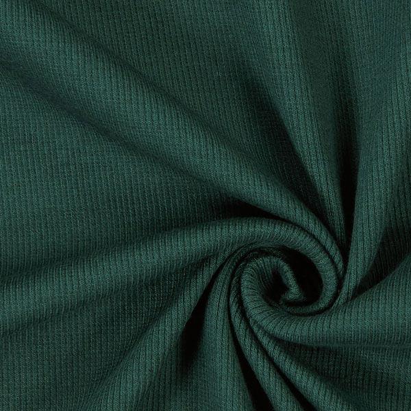 Bordure tricotée – vert foncé