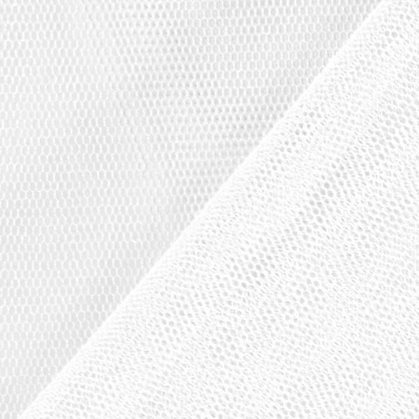 Tulle mariage fin, 300cm – blanc