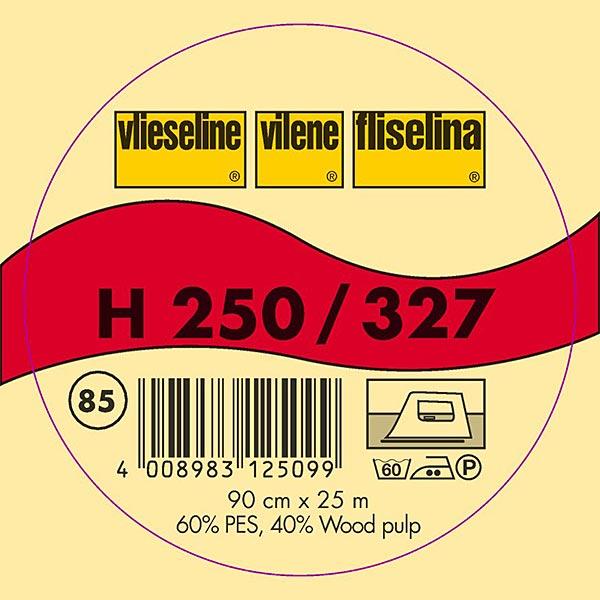 H 250 Bügeleinlage - anthrazit | Vlieseline