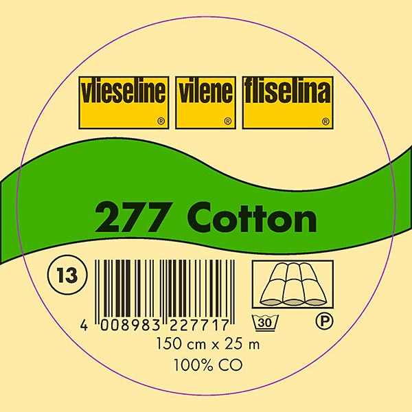 277 Volumenvlies Cotton - wollweiss | Vlieseline