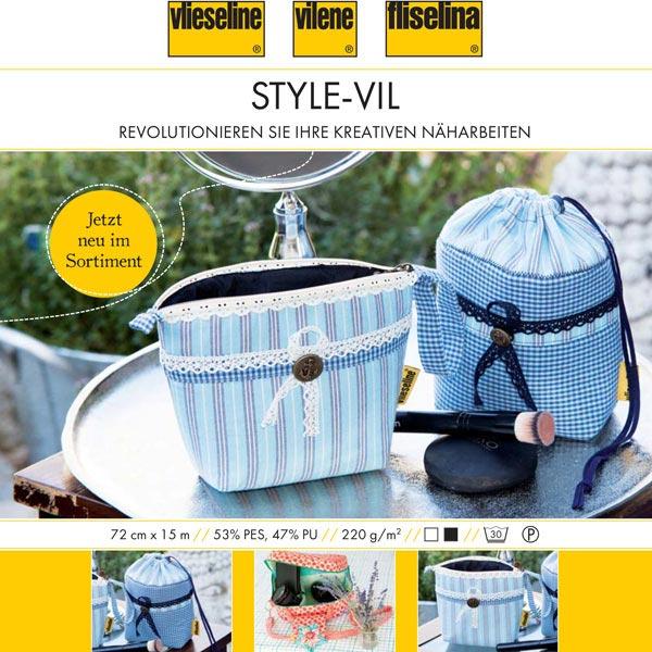 Style-Vil – Vlieseline | 1