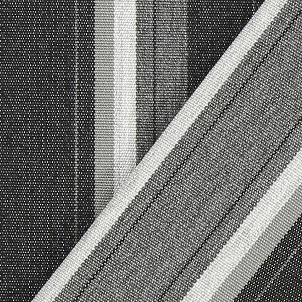 Tissu de décoration d'extérieur Agora – gris foncé