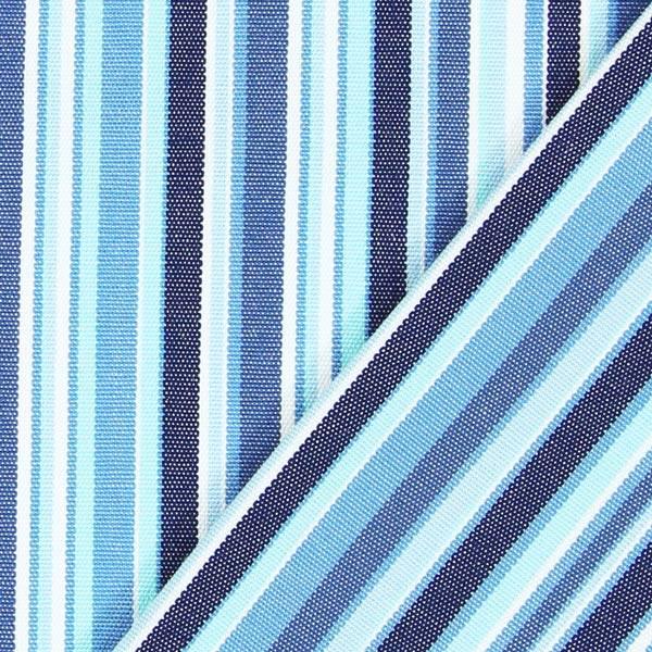 Tissu de décoration d'extérieur Acrisol Bali – bleu