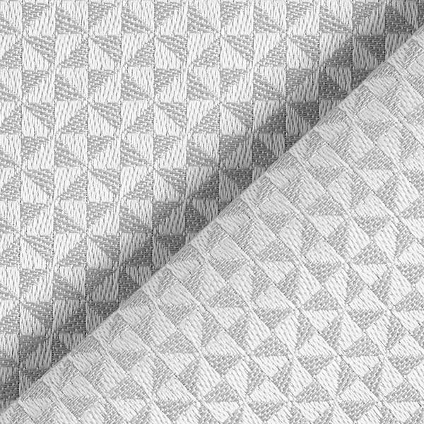 Tissu de décoration d'extérieur Acrisol Helix – gris