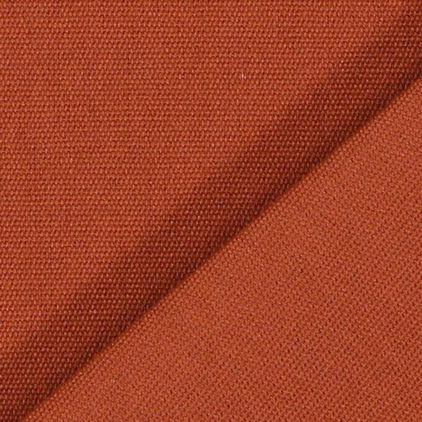 Tissu de décoration d'extérieur Acrisol Liso – terre cuite