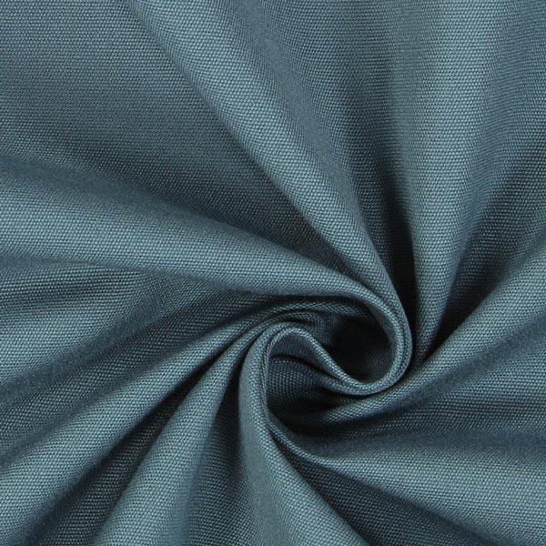Tissu de décoration d'extérieur Acrisol Liso – gris bleu