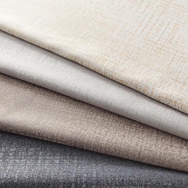 Tissu opaque chatoiement metallic – beige/argent