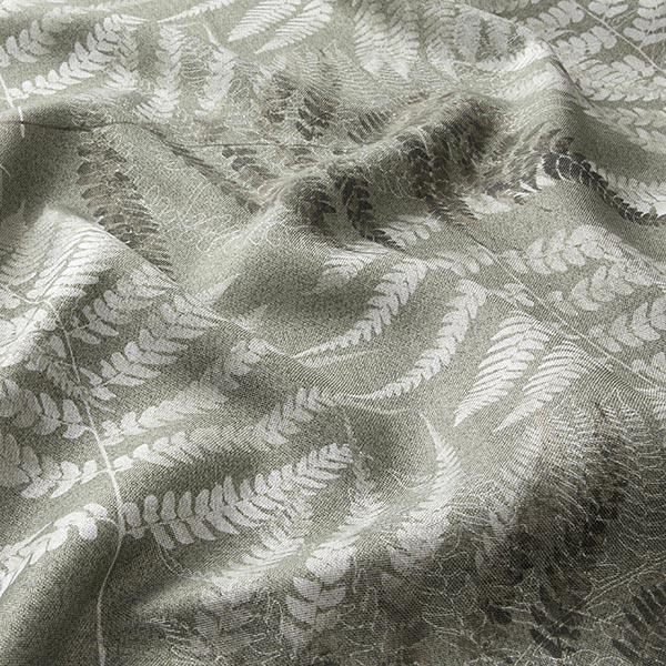 Tissu opaque fougère – kaki