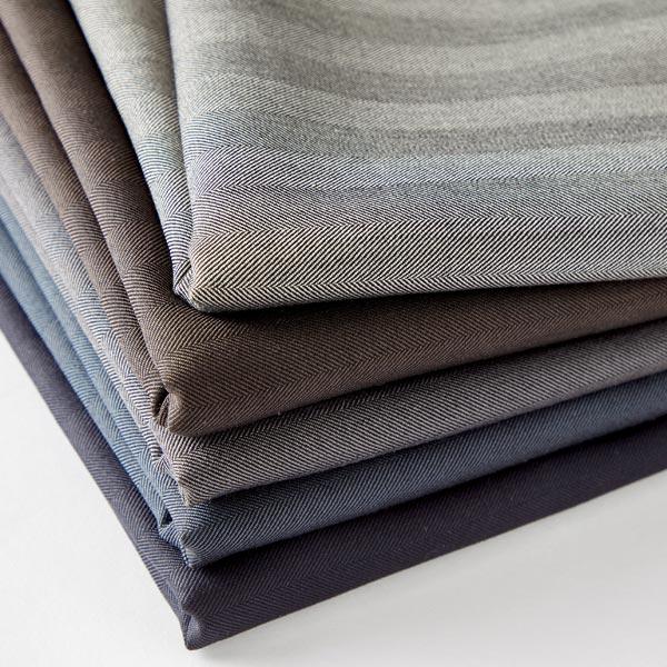 Tissu de costume Chevrons – anthracite