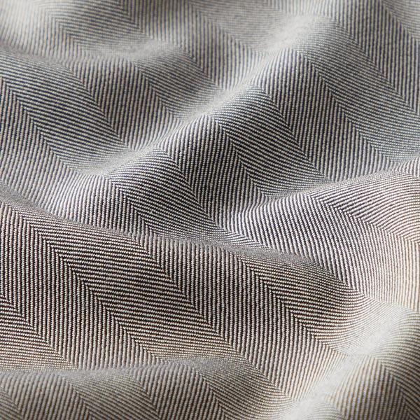 Tissu de costume Chevrons – gris