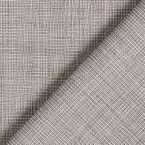 Hosen- & Anzugstoff 100% Schurwolle – grau