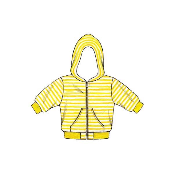 Veste bébé / Pantalon / Grenouillière, KwikSew