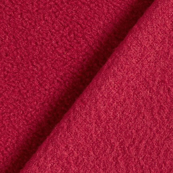 Antipilling Microfleece Light – carmin