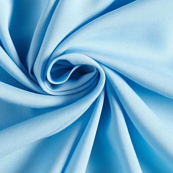 Viskosestoff gewebt Fabulous – hellblau