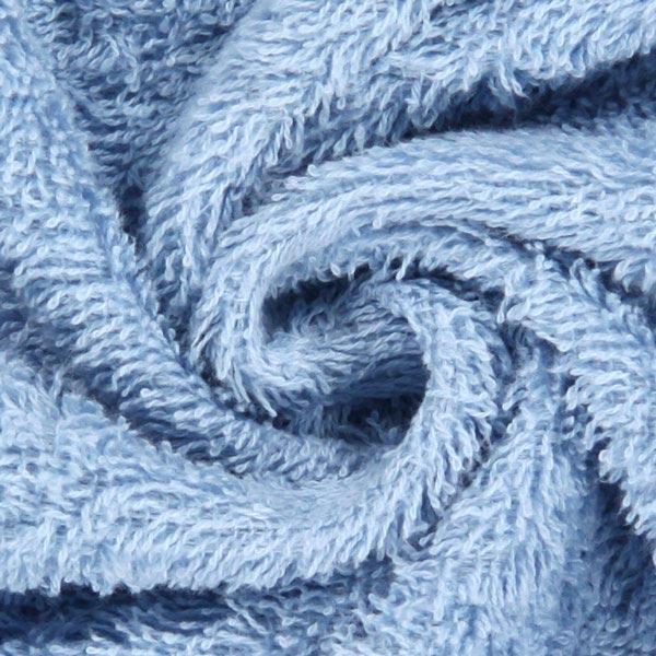 Frottee – hellblau